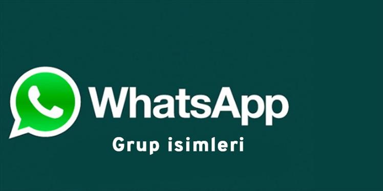 100+ WhatsApp Grup İsimleri (Yeni)