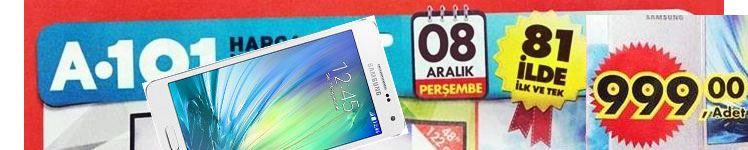 A101 Samsung Galaxy A500 Teknik Özellikleri ve Fiyatı