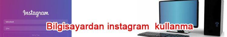 Bilgisayardan Instagram DM ( Mesaj ) Gönderme