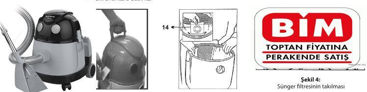 Bim Halı Yıkama Makinesi Kampanyası (  Sunny At 146 )