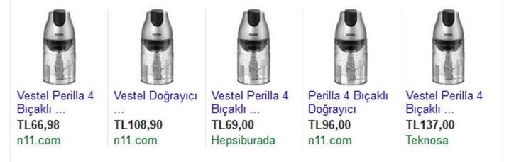 Bim Vestel Perilla 4 Bıçaklı Doğrayıcı Blender Geliyor