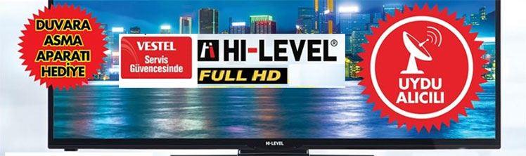 Hi-level 49hl500 Led 49 inç Televizyon İncelemesi