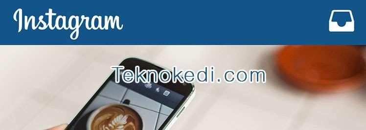 İnstagram kaydol - Yeni instagram hesabı açma 2015