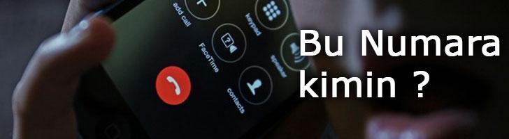 Telefon Numarasından İsim Sorgulama ( Ücretsiz )