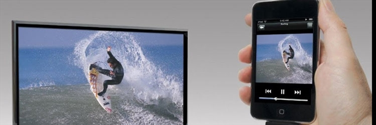 Telefondaki Görüntü Televizyona Görüntü Aktarmak