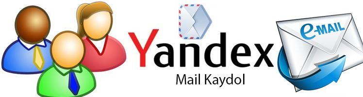 Yandex Kaydol, Yandex Mail Hesabı Aç ( Yandex.com E posta Alma)