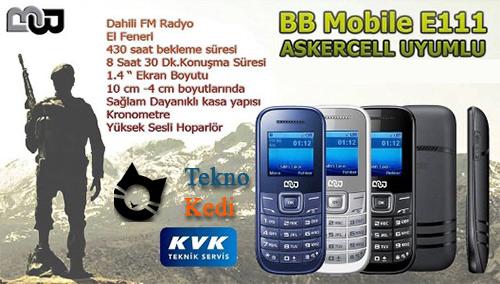 bbmobile asker telefonu