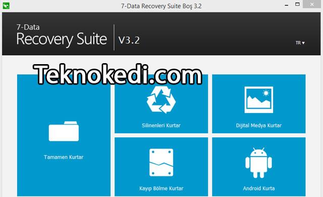 data recovery suite fotoğrafları kurtarma
